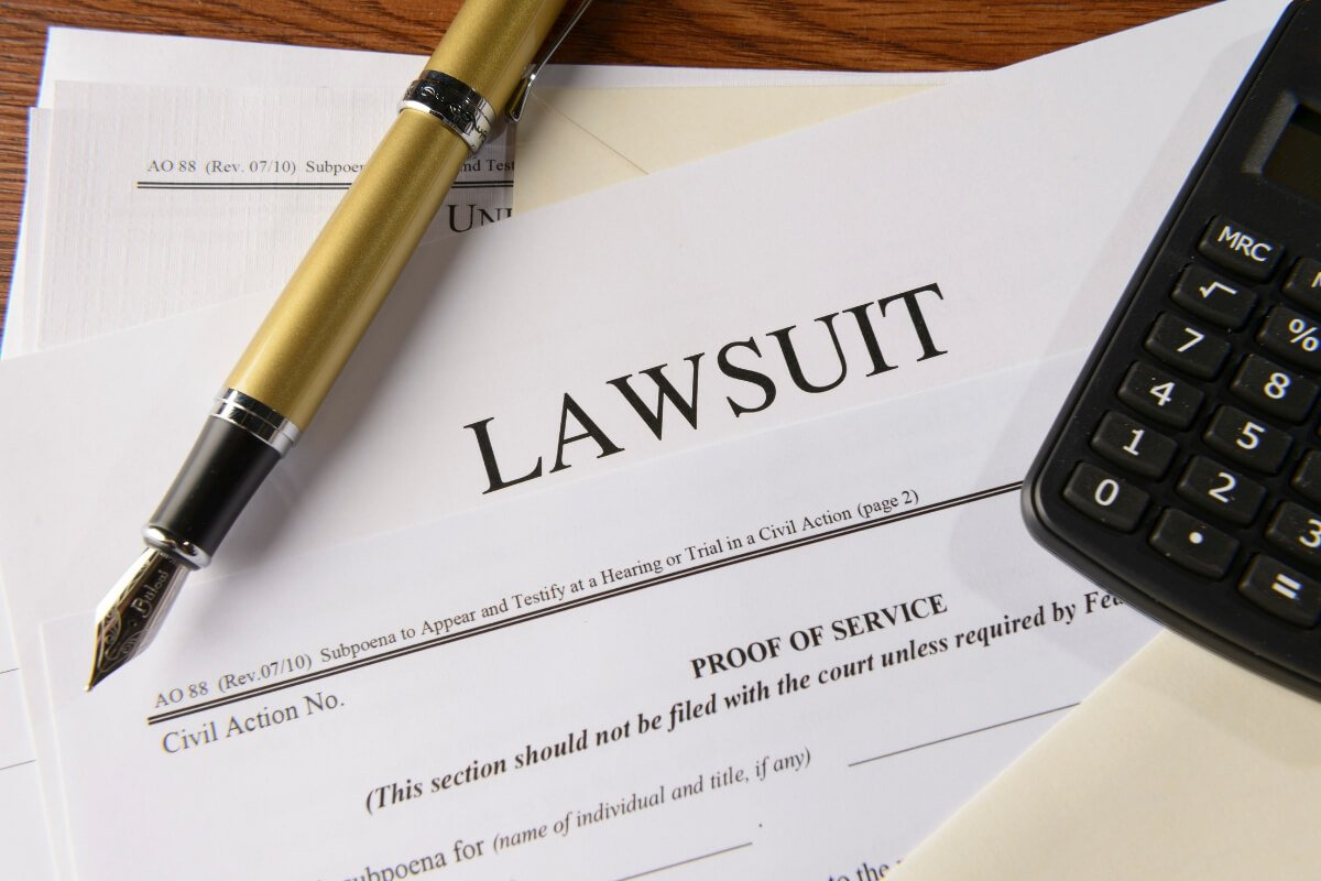 Types of Lawsuits